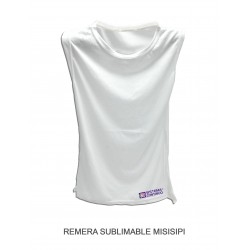 Remera Sublimable Misisipi