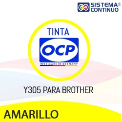 Tinta OCP Dye Amarillo Y305 para Brother