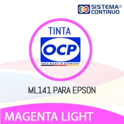 Tinta OCP Dye ML141 Magenta Light para Epson